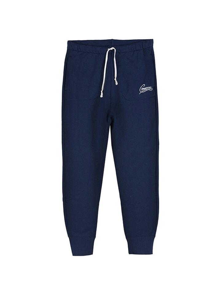 Converse Spodnie w kolorze ciemnoniebieskim