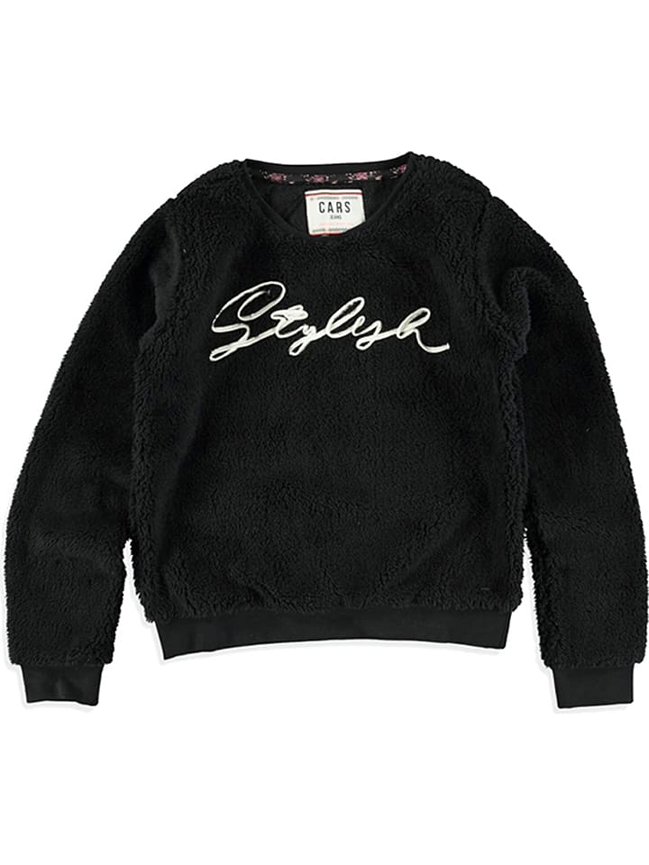 """Cars Bluza """"Stylish"""" w kolorze czarnym"""