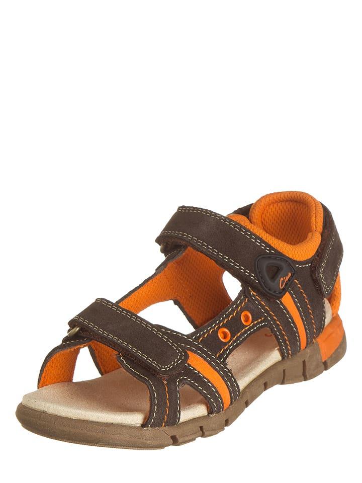 Ciao Sandały w kolorze brązowym