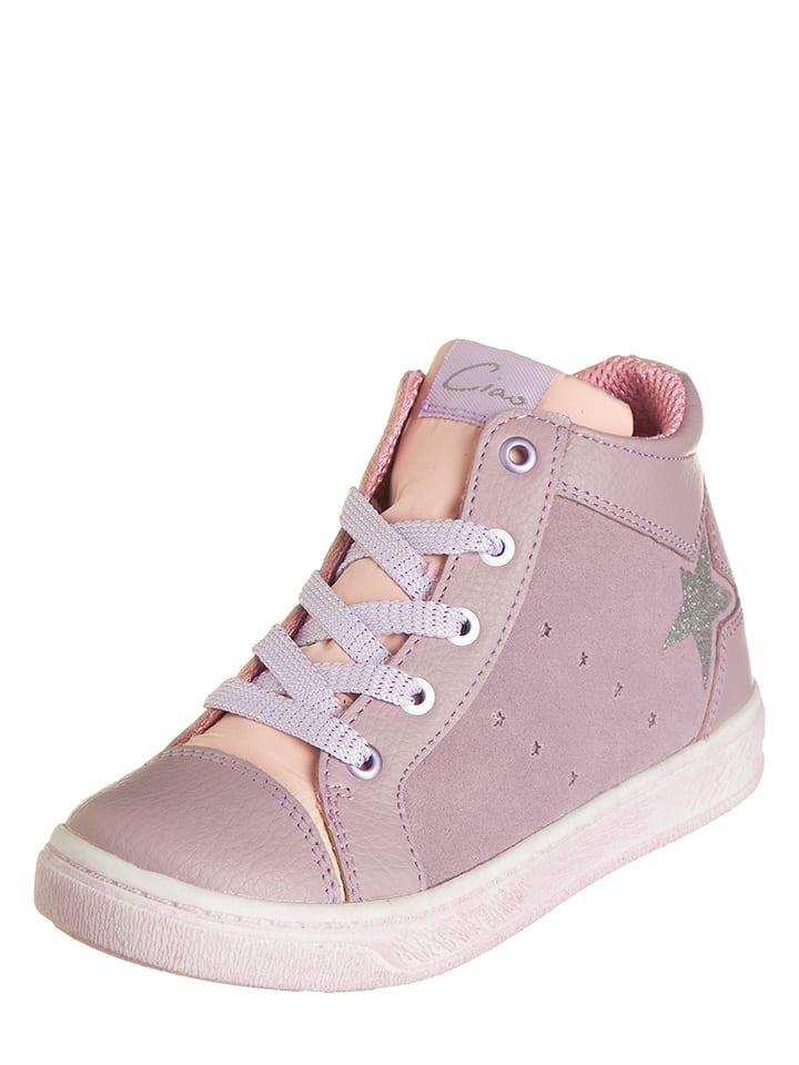 Ciao Sneakersy w kolorze jasnoróżowym