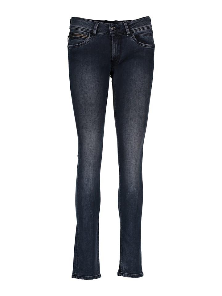"Pepe Jeans Dżinsy ""New Brooke"" - Slim fit - w kolorze granatowym"
