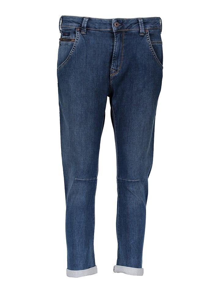 """Pepe Jeans Dżinsy """"Topsy"""" - Relaxed fit - w kolorze niebieskim"""