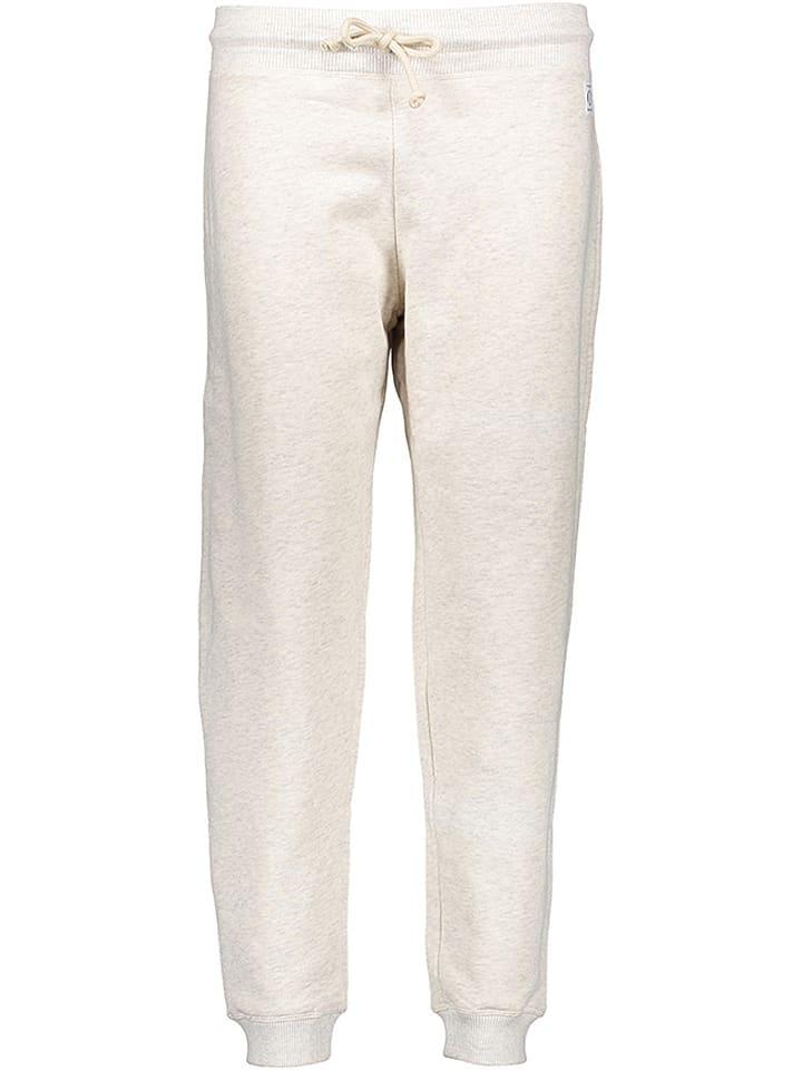 Marc O'Polo Spodnie dresowe w kolorze beżowym