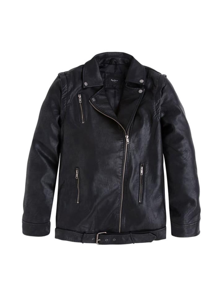 Pepe Jeans Kurtka w kolorze czarnym