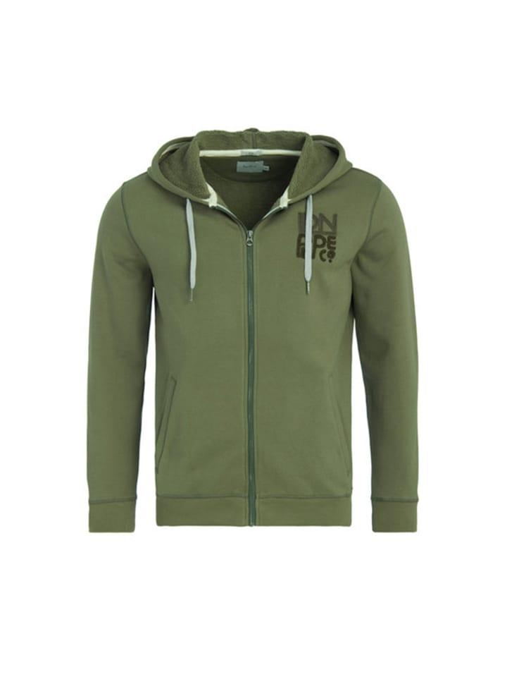 Pepe Jeans Bluza w kolorze zielonym