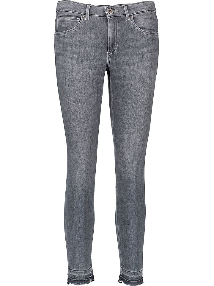 Marc O'Polo Dżinsy - Slim fit - w kolorze szarym