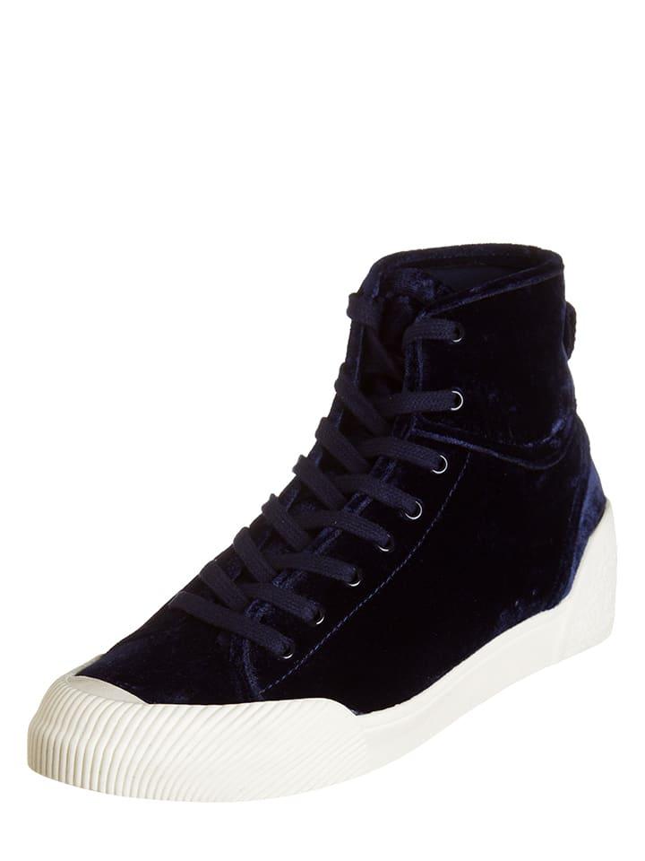 """ESPRIT Sneakersy """"Verena"""" w kolorze granatowym"""