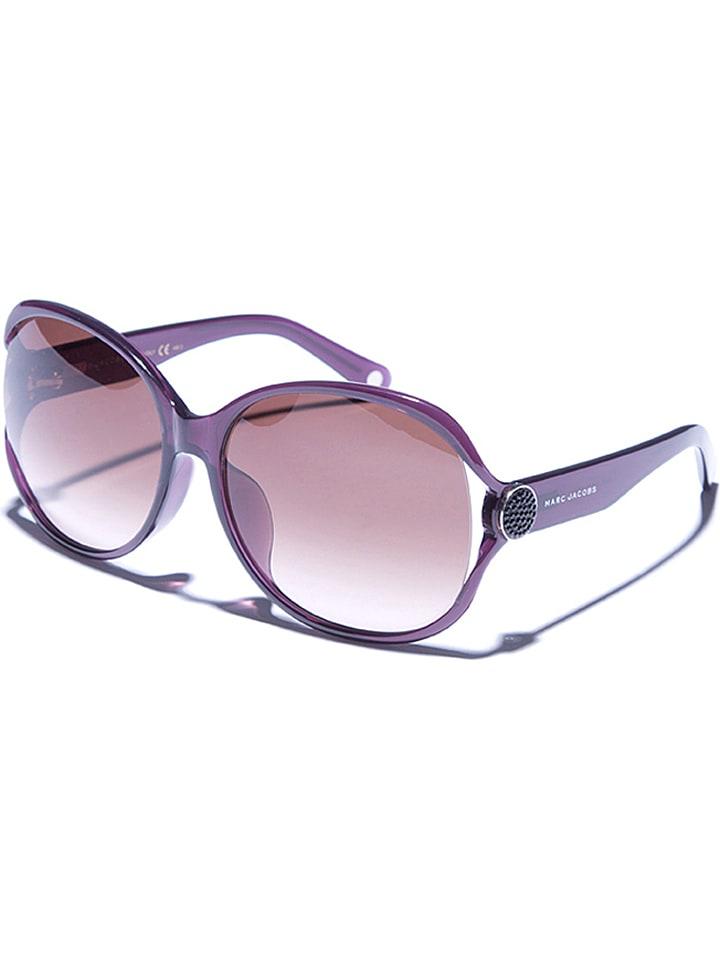 fa66715911 Marc Jacobs - Lunettes de soleil - femme - violet/gris | Outlet limango