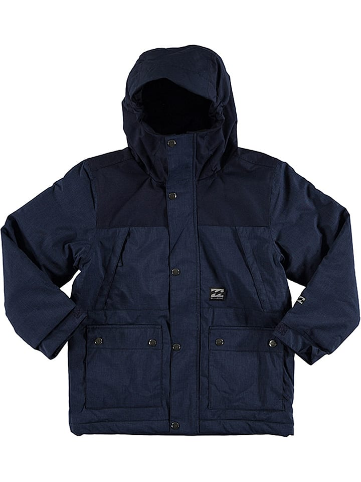 "Billabong Ski-/ Snowboardjacke ""Teen Polar Bear"" in Dunkelblau"