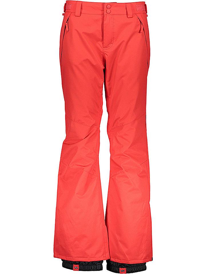 """Billabong Ski-/ Snowboardhose """"Malla"""" in Rot"""
