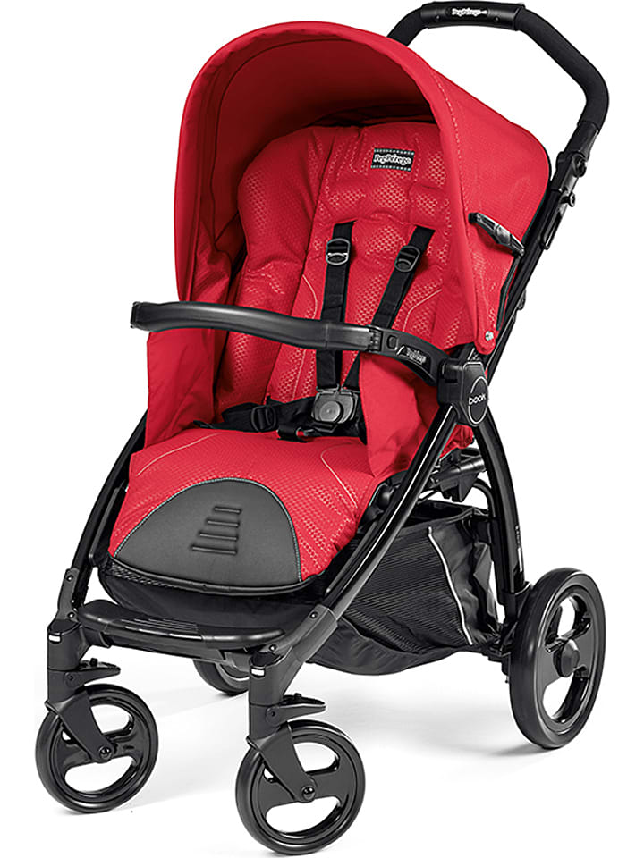 "Peg Perego Buggy ""Book Classico"" in Rot"