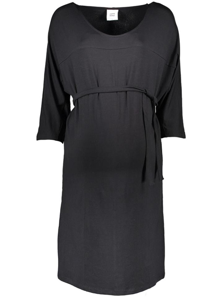 Mama licious Robe de maternité - noir