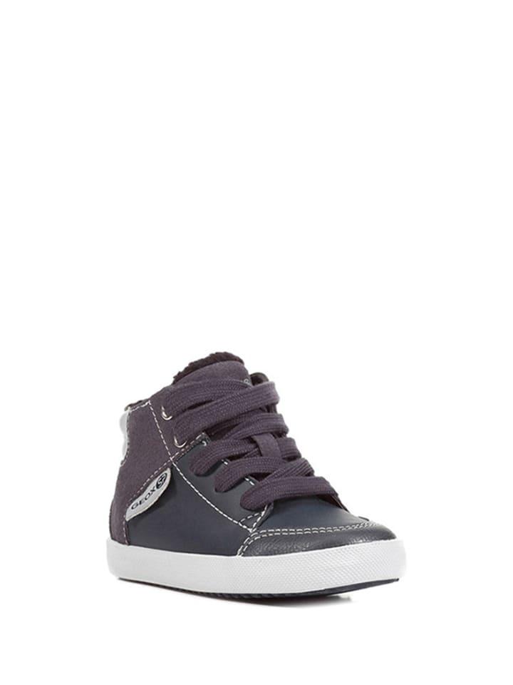 Geox Sneakersy w kolorze granatowym