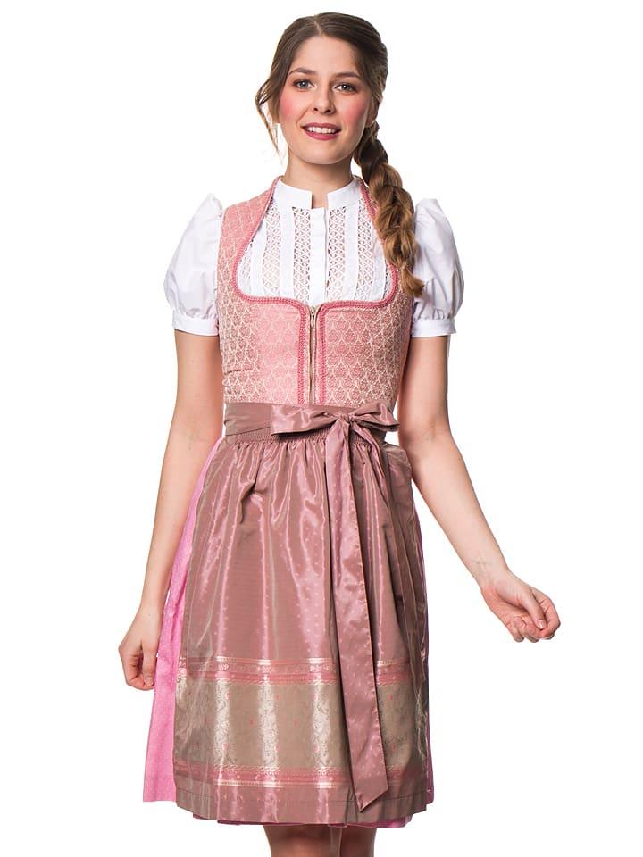 """Turi Landhaus Midi-Dirndl """"Sissy"""" in Rosa"""
