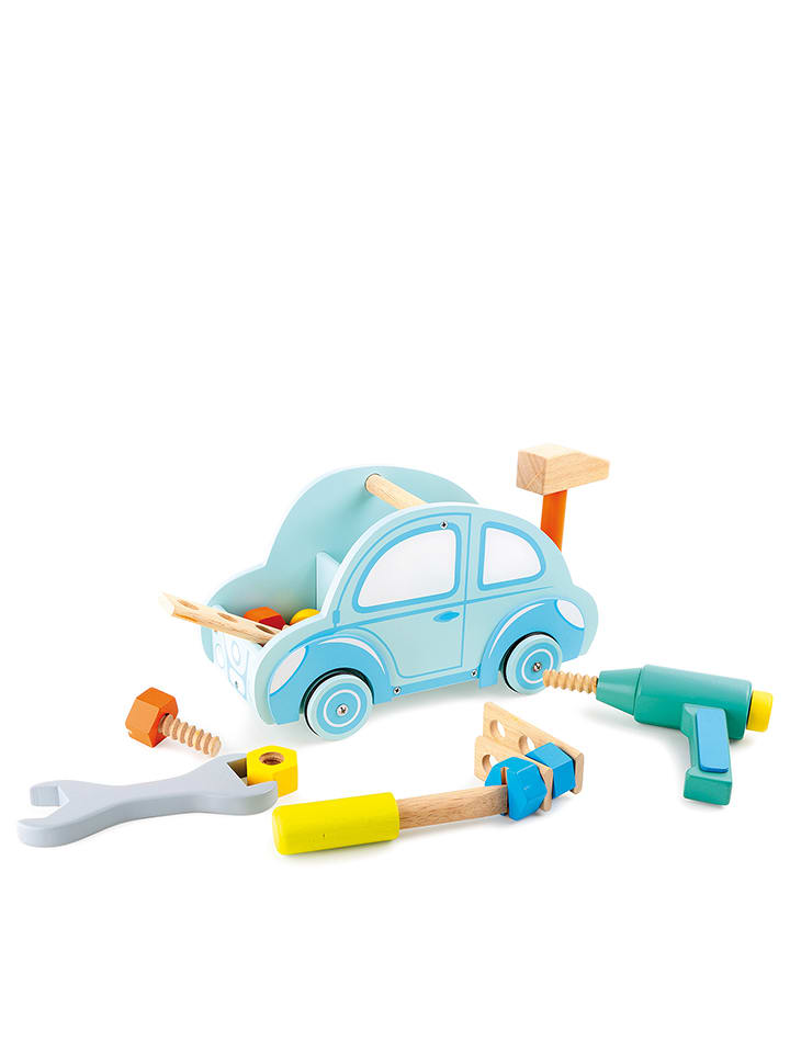 """Legler Kuferek """"Auto"""" z narzędziami"""