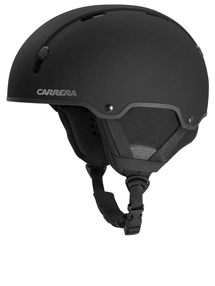 Carrera Ski-/ Snowboardhelm ´´Carrera ID Active´´ in Schwarz - 73% | Größe 59-62 cm | Damen sportausruestung
