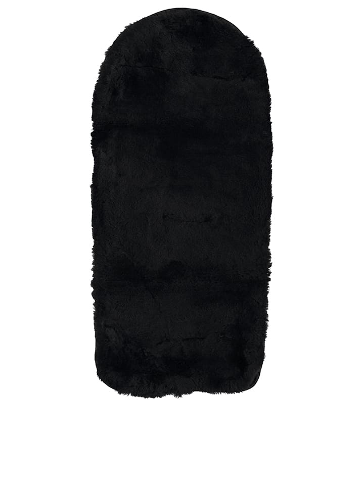 Odenwälder Assise en peau d'agneau - noir