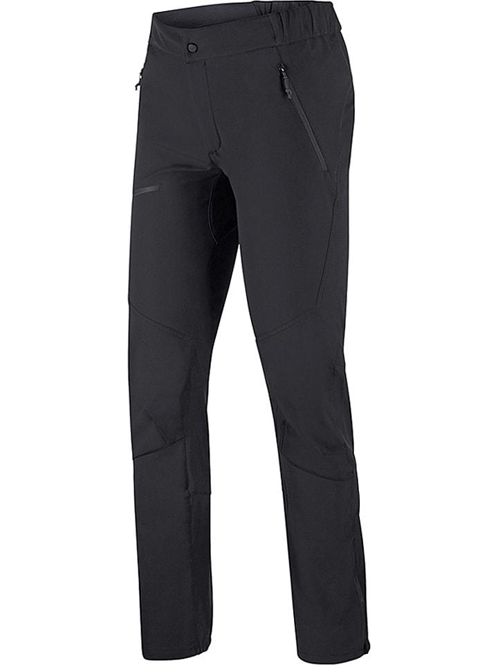 """Salewa Spodnie funkcyjne """"Orval"""" w kolorze czarnym"""