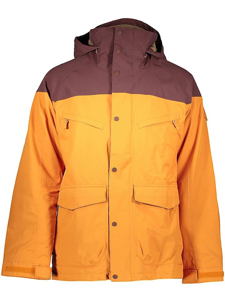 """Burton Kurtka narciarska """"Breach"""" w kolorze pomarańczowo-brązowym"""