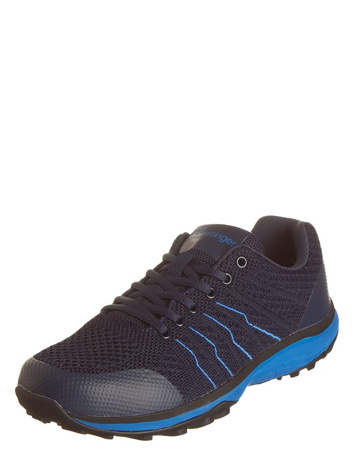 """Kastinger Chaussures de randonnée """"Future Run"""" - bleu foncé"""