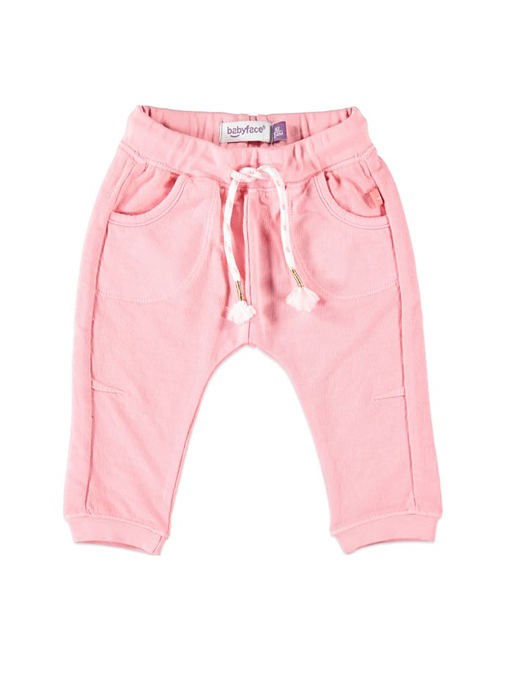 Babyface Sweatbroek roze