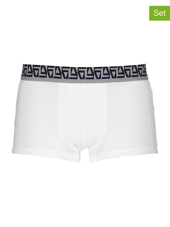 Azzaro Underwear Lot de 3: boxers - blanc