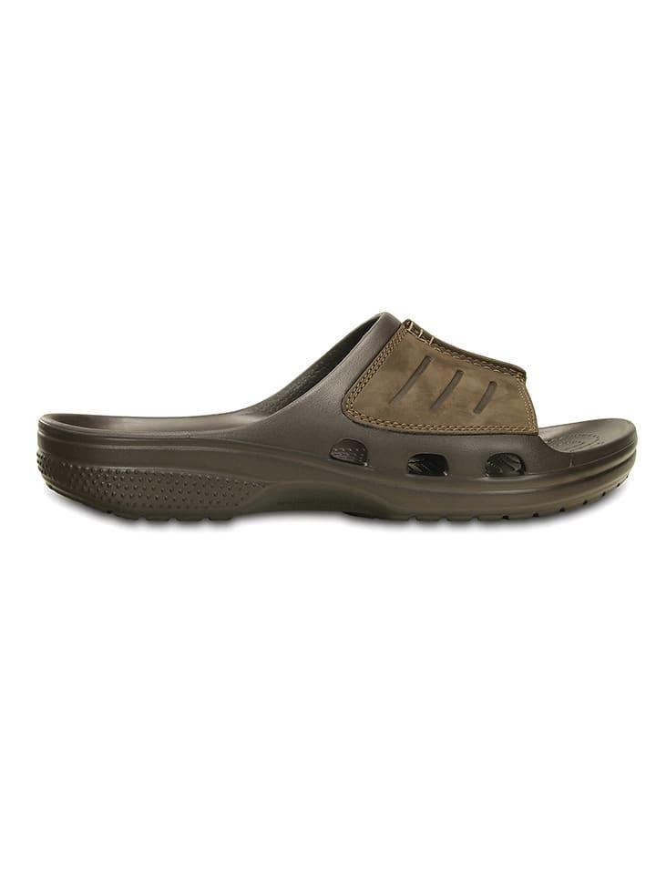 "Crocs Mules ""Yukon Mesa Slide"""