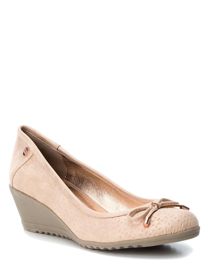 Xti Pumps in Nude