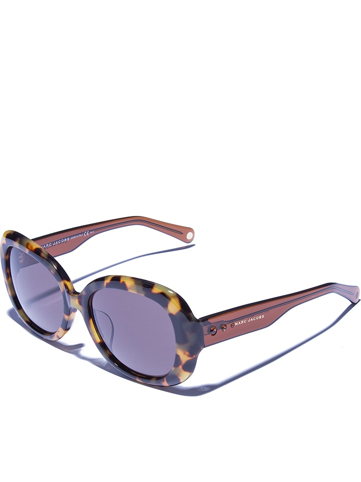 Marc Jacobs - Damen-Sonnenbrille in Braun/ Grau | limango Outlet