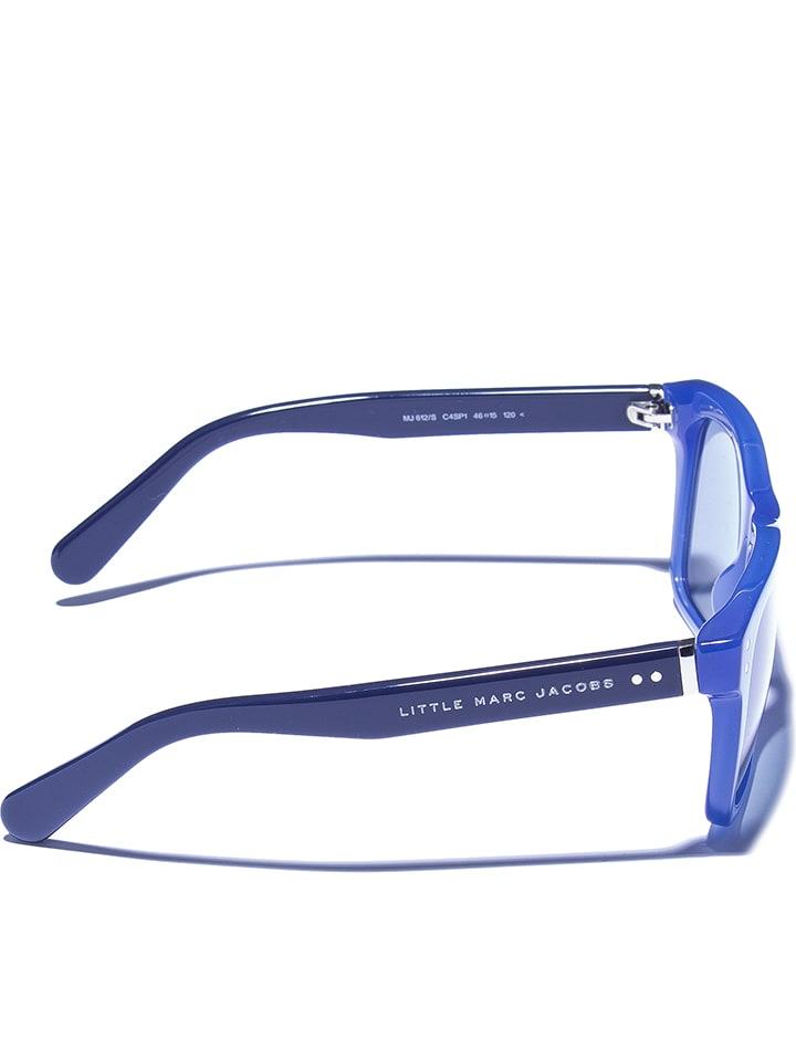 8334442bc7aaf4 Marc Jacobs - Lunettes de soleil - enfant - bleu   Outlet limango
