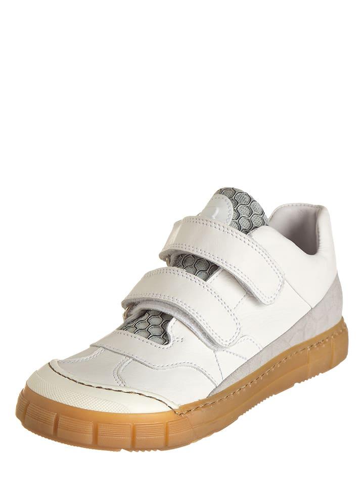 BO-BELL Leren sneakers wit
