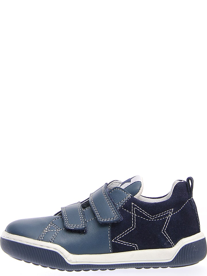 official photos 1b696 c93b7 Naturino - Leder-Sneakers in Dunkelblau | limango Outlet