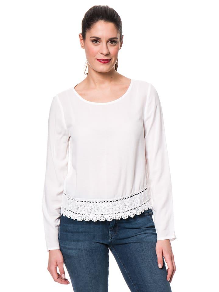 Mavi Jeans Koszulka w kolorze kremowym
