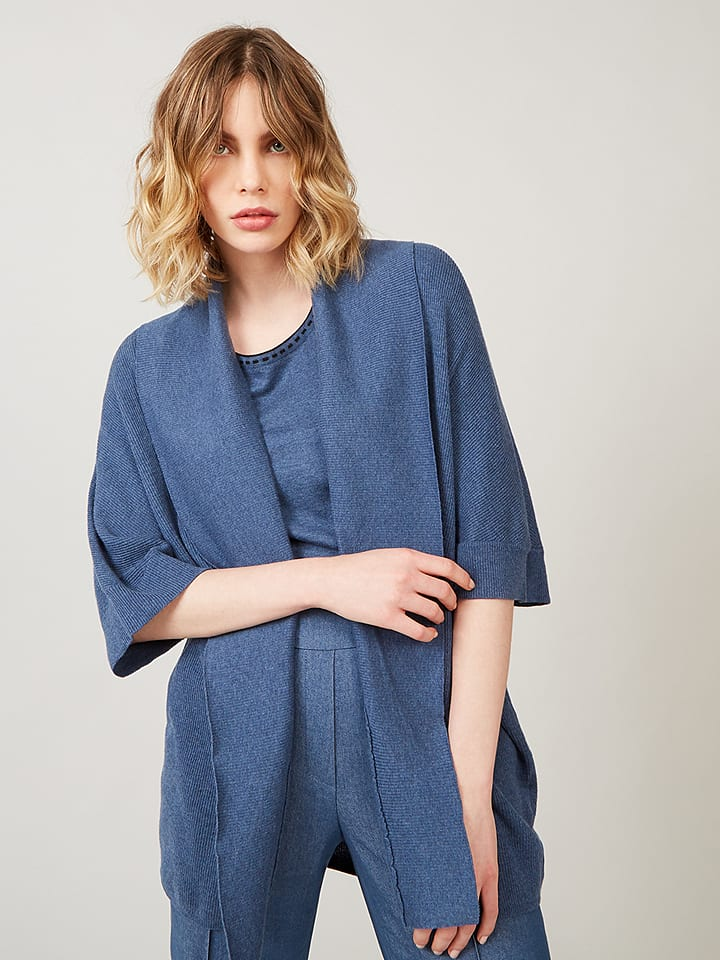 Rodier - Cardigan in Blau   limango Outlet 5620b56e5d