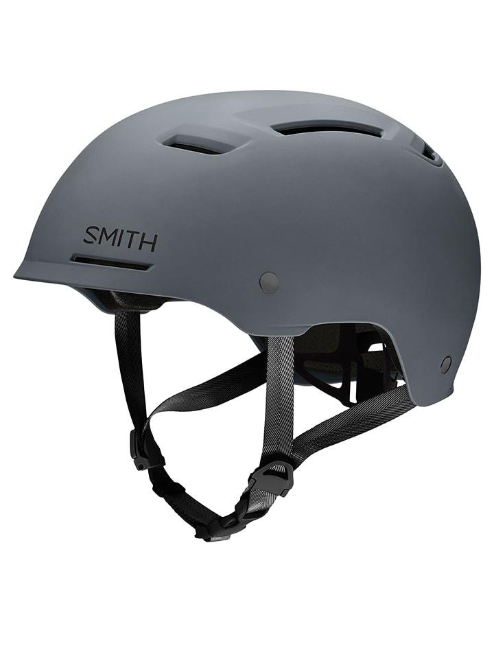 "SMITH Fahrradhelm ""Axle"" in Grau"