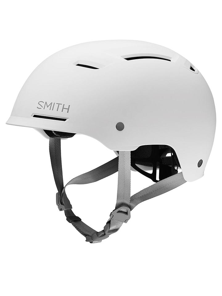 "SMITH Fahrradhelm ""Axle Mips"" in Weiß"