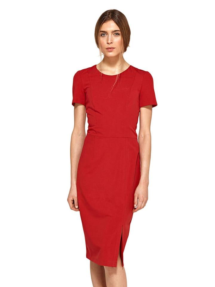Nife Sukienka w kolorze czerwonym
