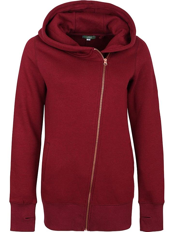 MyMo - Veste à capuche - rouge   Outlet limango a673794a94dd