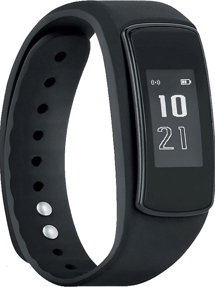 Evetane Smartwatch w kolorze czarnym
