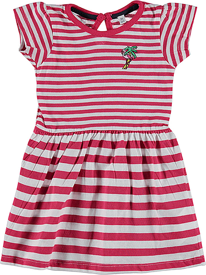 Lemon Beret Sukienka w kolorze czerwonym