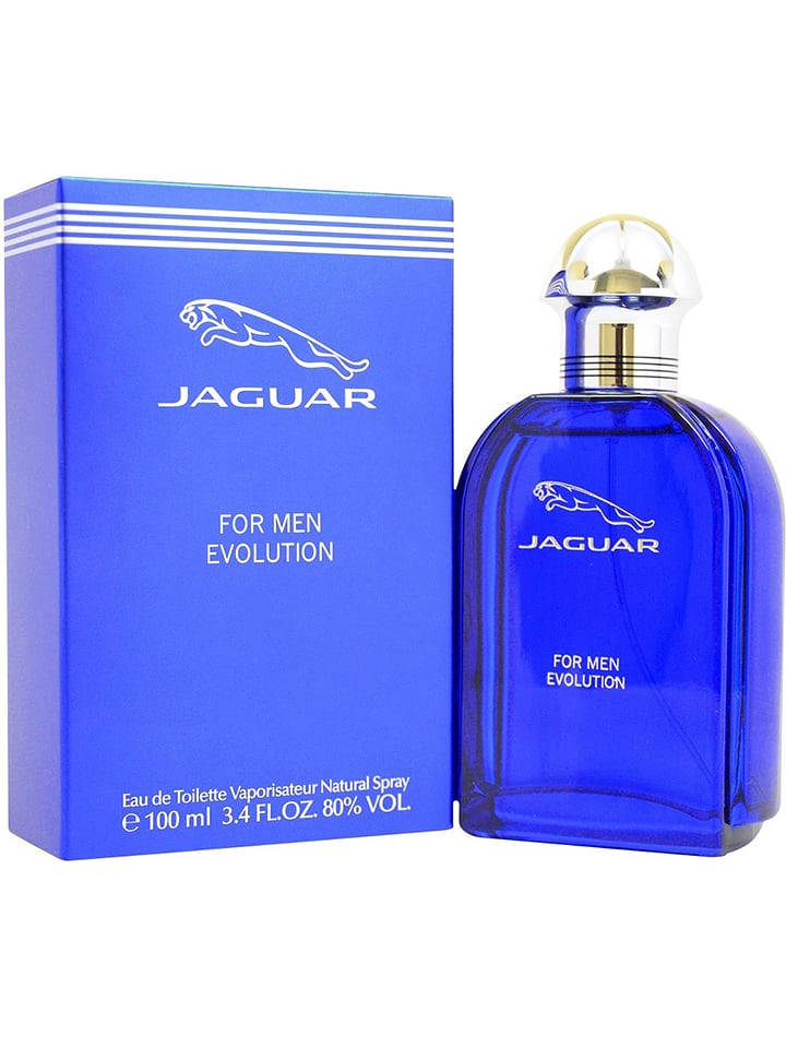 Jaguar Evolution - EDT - 100 ml