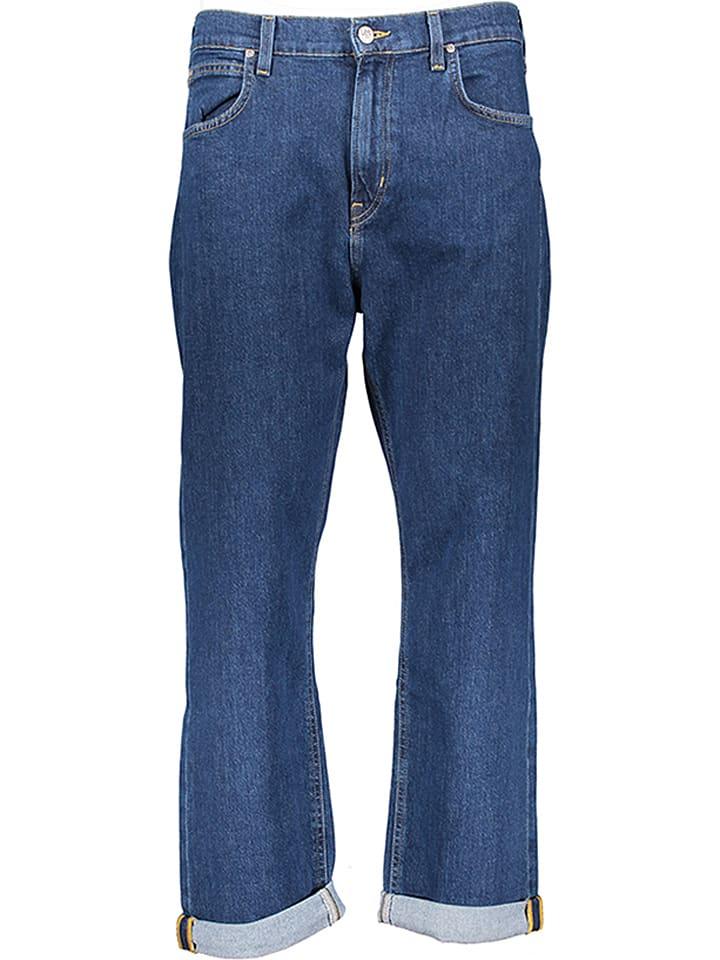 """Lee Jeans """"Loose Straight"""" - Wide Leg - in Blau"""