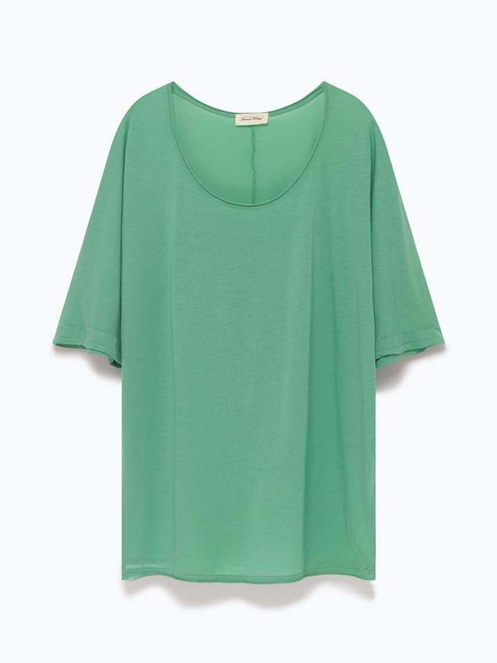 "American Vintage Shirt ""Landway"" in Grün"