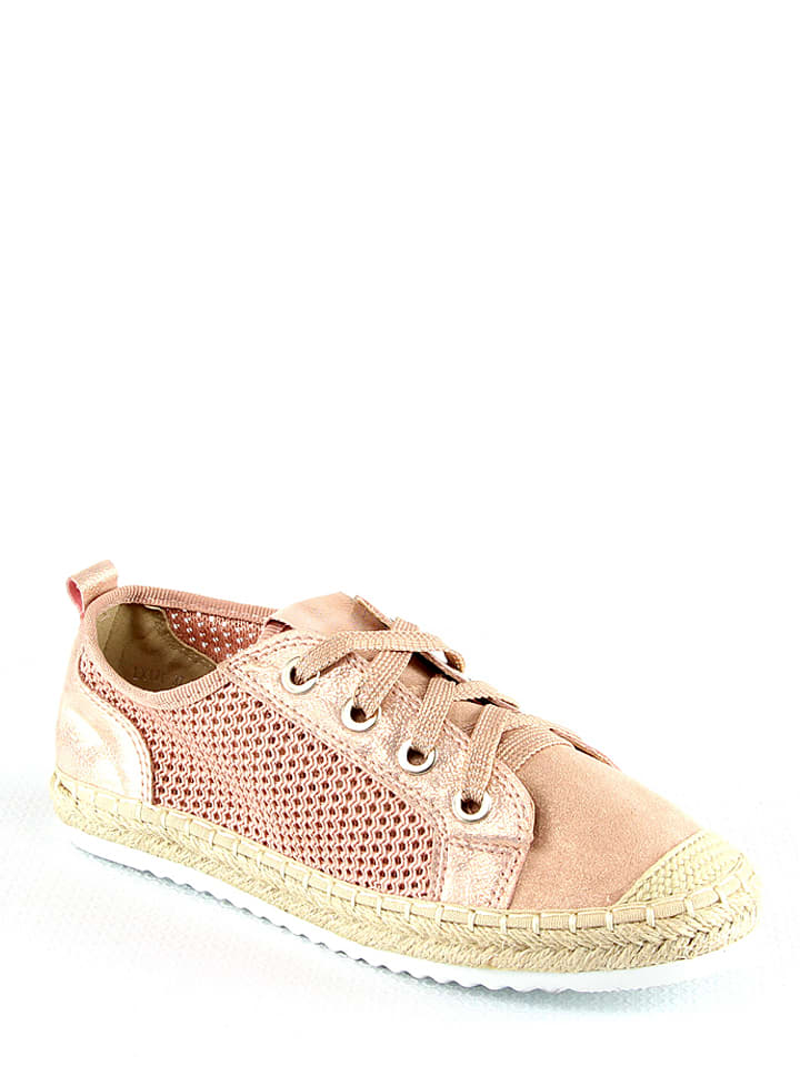 Foreverfolie Sneakers in Rosa
