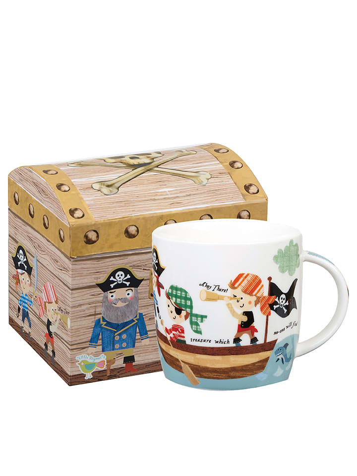 "Churchill Tasse ""Pirates"" - fantaisie - 285 ml"