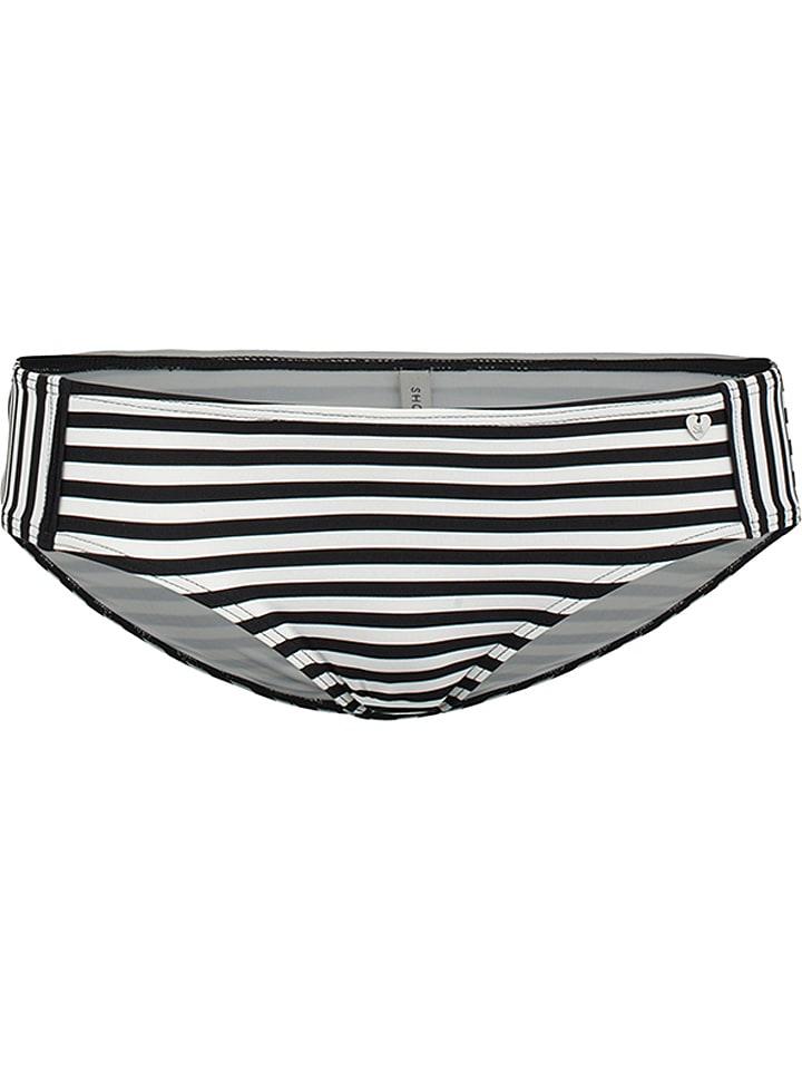 SHORT STORIES Figi bikini w kolorze czarno-białym