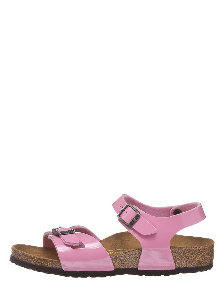 """Birkenstock Sandalen """"Rio"""" in Pink - Weite N"""