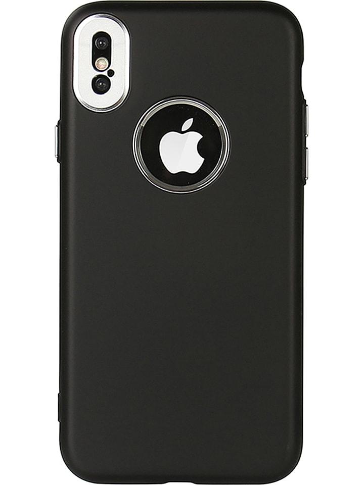 WHIPEARL Case w kolorze czarnym do iPhone X