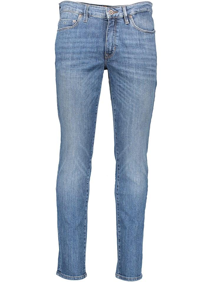 Marc O'Polo Dżinsy - Slim Fit - w kolorze niebieskim