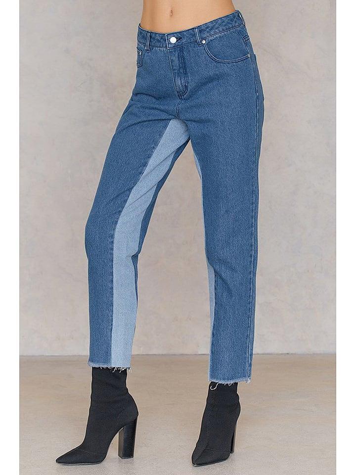 NA-KD Dżinsy w kolorze niebieskim